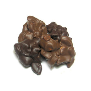 Home Made Sugar Free Cashew Clusters