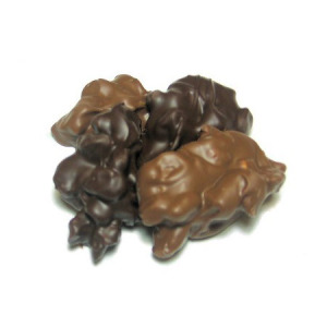 Home Made Sugar Free Pecan Clusters